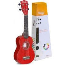 STAGG US-RED ukulele