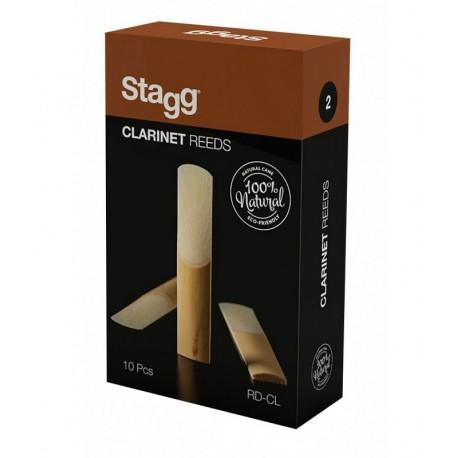 Stagg RD-CL 2 klarinét nád 10 db