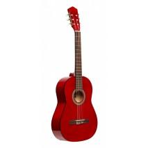 Stagg SCL50 1/2-RED klasszikus gitár