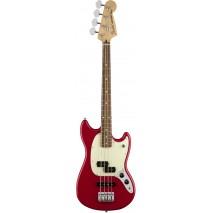 Fender Mustang Bass PJ PF Torino Red basszusgitár