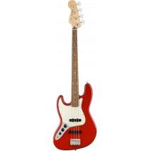 Fender Player Series Jazz Bass PF LH Sonic Red basszusgitár