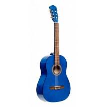 Stagg SCL50 3/4-BLU klasszikus gitár