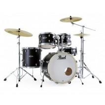 Pearl Export Satin Black szín+ HW+ Cymb EXX705NP/C761 dobfelszerelés