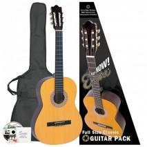 Encore ENC44OFT 4/4 Outfit klasszikus gitár szett