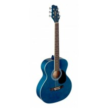 Stagg SA20A BLUE Akusztikus gitár