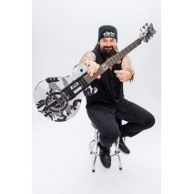 SGR by Schecter Sidi Signature elektromos gitár