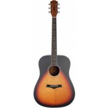 Arrow Bronze SB Sunburst akusztikus gitár