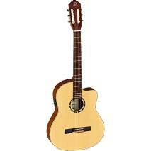 Ortega RCE125SN elektro-klasszikus gitár