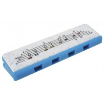 Hohner Speedy Dark Blue/Light Blue szájharmonika