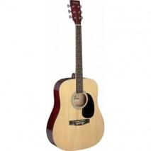 Stagg SA20D 3/4 NAT Akusztikus gitár