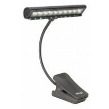 Hangszerarzenál MUS-LED 10-3 kotta lámpa