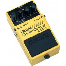 Boss ODB3 basszusgitár effektpedál
