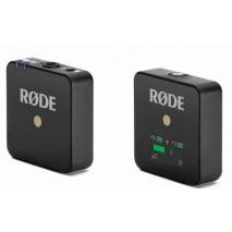 Rode Wireless GO vezeték nélküli csíptetős mikrofon rendszer