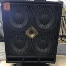 Eden D410XST használt basszusgitár láda