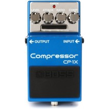 Boss CP-1X kompresszor gitáreffekt