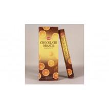 HEM Csokoládé Narancs illatú indiai füstölő