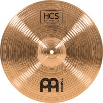 "Meinl HCSB14SWH Bronze Soundwave HiHat 14"""