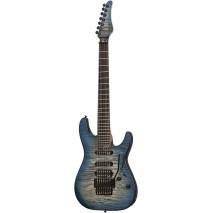 Schecter Sun Valley Super Shredder 7 FR III SKYB elektromos gitár