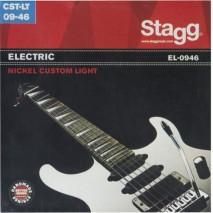 Stagg EL-0946 elektromos gitárhúr