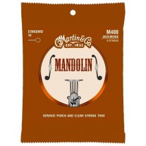 Martin M400 80/20 Bronze Mandolin húrkészlet