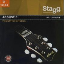 STAGG AC-1254-PH akusztikusgitár húr