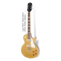 Epiphone Les Paul Standard Metallic Gold elektromos gitár