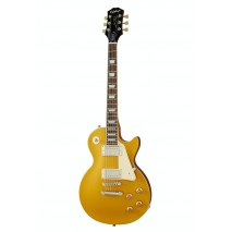 Epiphone Les Paul Classic Worn Metallic Gold elektromos gitár