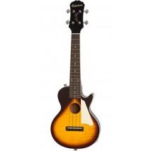 Epiphone Les Paul Acoustic/Electric Ukulele Outfit (Concert) Vintage Sunburst