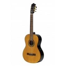 Stagg SCL60-NAT LH balkezes klasszikus gitár