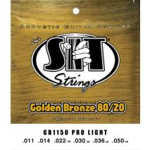 SIT GB1150 akusztikus gitár húrkészlet