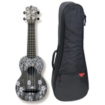 Pasadena WU-21F7-BK SET ukulele szett