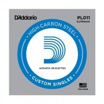 D'Addario PL 011 elektromos gitár darabhúr