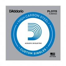 D'Addario PL 0115 elektromos gitárhúr