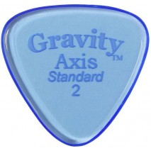 Gravity Picks GAXS2P Axis Standard 2.0mm Prémium pengető