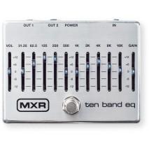 Dunlop M-108S 10 sávos equalizer