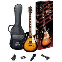 SX SE3 elektromos gitár szett Vintage Sunburst