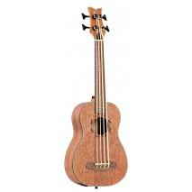 Ortega LIZZY-BS-GB-L balkezes basszus ukulele