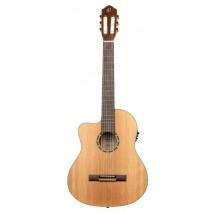 Ortega RCE131L balkezes elektroklasszikus gitár
