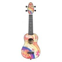 Ortega K2-68-L KEIKI ukulele csomag