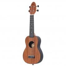 Ortega K2-MAH-L Keiki balkezes szoprán ukulele szett