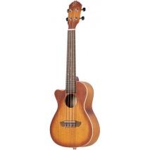 Ortega RUDAWN-CE-L elektroakusztikus ukulele