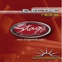 Stagg EL-1052 elektromos gitár húrkészlet