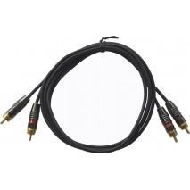 Lewitz TUC041-5M RCA-RCA kábel
