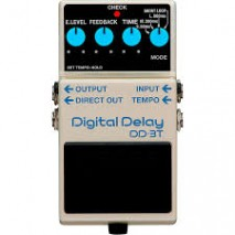 Boss DD-3T Digital Delay effektpedál