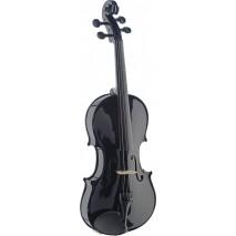Stagg VN4/4-TBK hegedűkészlet