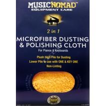 MusicNomad MN230 zongora tisztító kendő