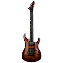ESP E-II Horizon FR-II Tiger Eye Sunburst elektromos gitár