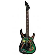 ESP George Lynch Skulls & Snakes eleketromos gitár
