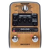 Zoom AC-2 akusztikus multieffekt