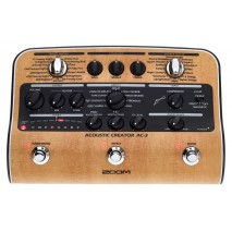 Zoom AC-3 akusztikus multieffekt